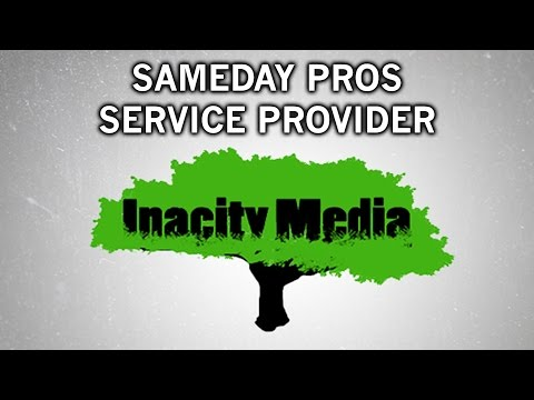 Commercial By Inacity Media - Same Day Pros Service Provider