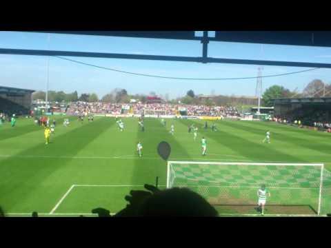 Yeovil Town Vs. Sheffield United
