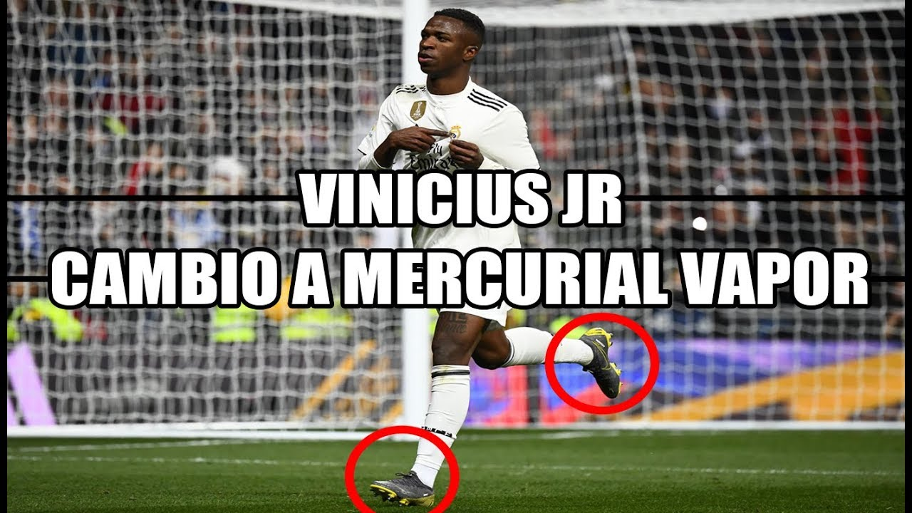 Vinicius Youtube Nike Puro Marketing 12 Cambio Vapor Jr Mercurial z5xOg7qw