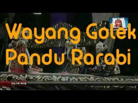 Pandu Rarabi  -  Wayang Golek Asep Sunandar Sunarya Full