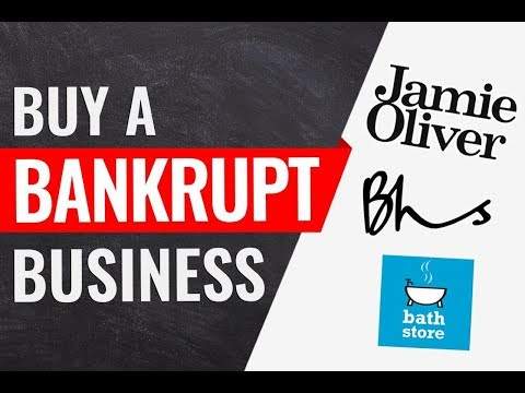 7 Powerful Hacks For Buying Bankrupt Businesses