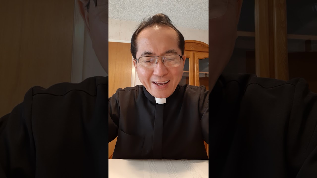 MESSAGE FROM FATHER ANDRE