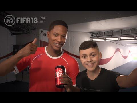 Uplifted Alex – EA Sports FIFA18