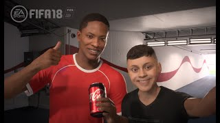 Uplifted Alex – EA Sports FIFA18