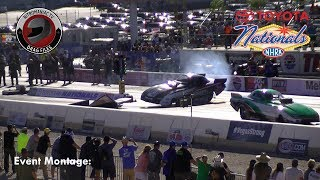Event Montage: 2017 NHRA Toyota Nationals @ LVMS