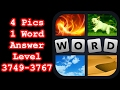 4 Pics 1 Word - Level 3749-3767 - Find 5 words related to music! - Answers Walkthrough