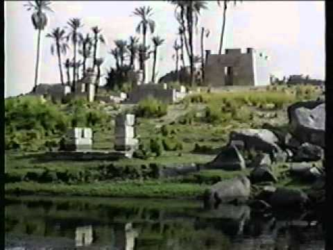 Remembering Egypt: An Edgar Cayce Video - A Video Swamp Found Object