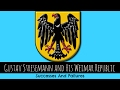 Weimar Republic - Gustav Stresemann - Successes and Failures - GCSE History