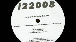 Heiko Laux & Johannes Heil - No Gain No Pain ( Heiko Laux Mix )