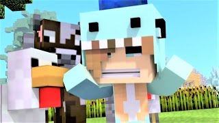 "Minecraft: ""Gimme Back My Pig"" 1 HOUR version 