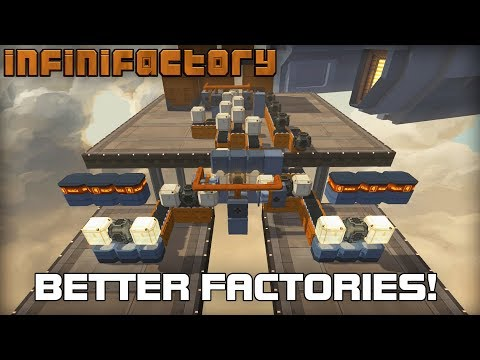 When Life Gives You Lemons, Make More Factories! (Infinifactory #02)