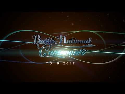 Queency-Nella v Gilles Fresh - Intello | Finale 2v2 Hip Hop | Régionale du Littoral - Douala