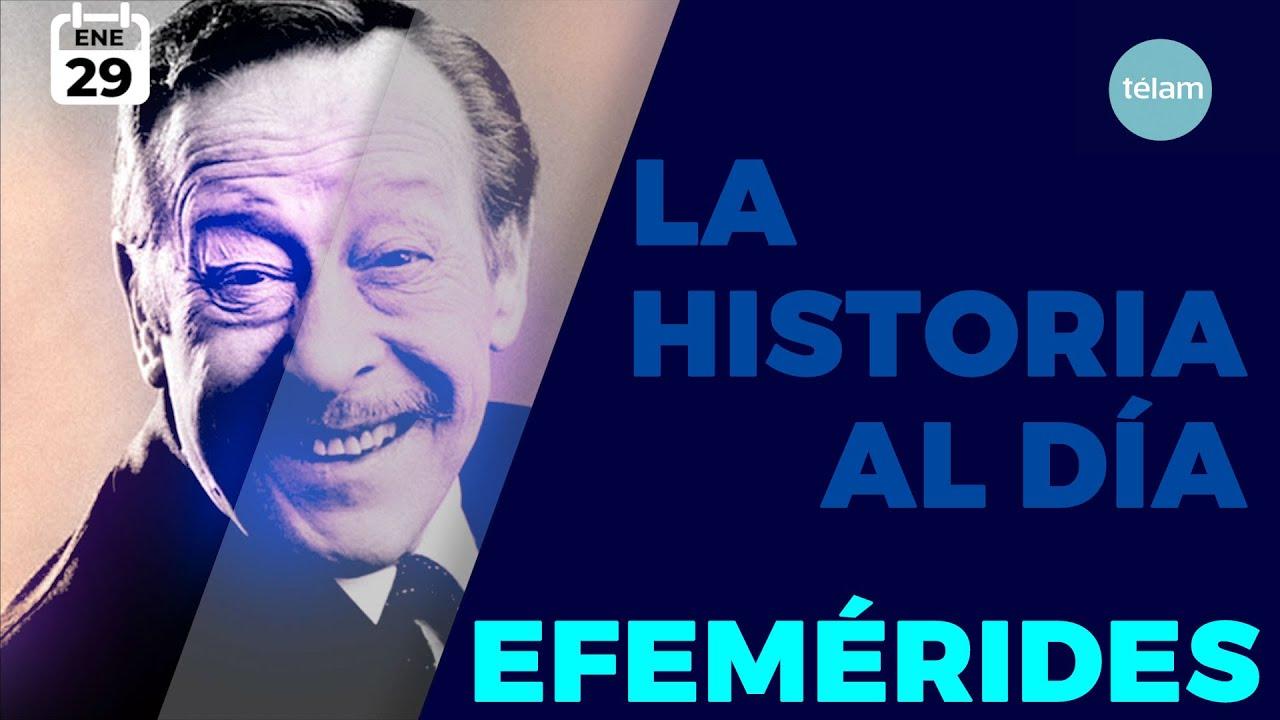 HISTORIA DEL DIA (EFEMÉRIDES 01 ENERO)
