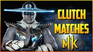 Kung Lao Is A BEAST Character - MK11 Online Ranked Matches Kung Lao