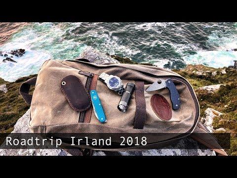 Roadtrip durch Irland 2018 - Urlaub, Vlog und Gear