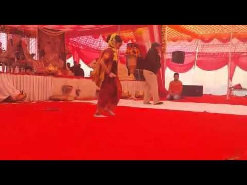 Pari dance on guru ji function
