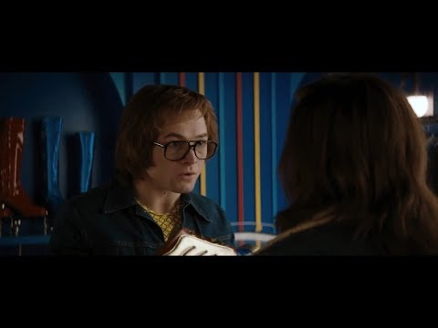 Rocketman - Deleted Scene #8 HD