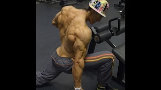 The Most Shredded Man In The World!! PLUS WORKOUT