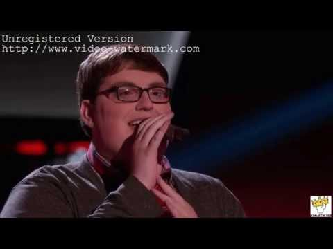 The Voice 2015 Blind Audition   Jordan...