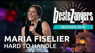Beste Zangers gemist: Maria Fiselier zingt 'Hard to handle'