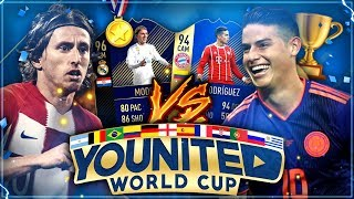 FIFA 18: YOUnited World Cup Halbfinale vs. IamTabak 🔥