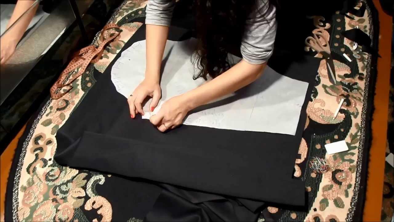 Шьем таджикское платье