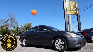 The 2010 Nissan Altima SL - For Sale Review @ Lowcountry Preowned Mt. Pleasant, SC