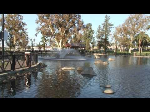 Bakersfield CA  central park