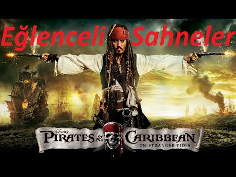 Pirates Of Caribbean Funny Scenes
