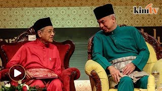 Sultan Nazrin: Instability caused by leaders who enrich themselves through 'dubious means'