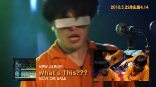 POLYSICS YouTube BLOG 0522 in 広島4.14