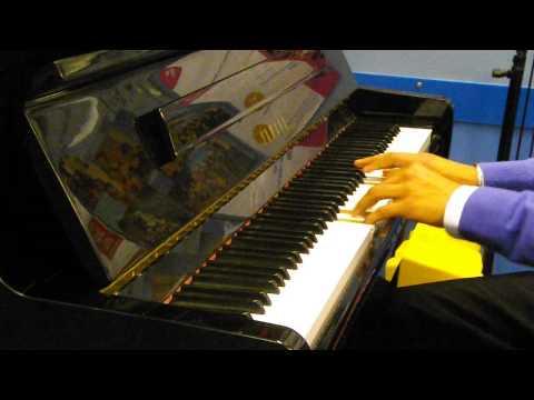 Scott Joplin - Heliotrope Bouquet Rag On Piano
