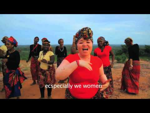 Kidole Kimoja-Tanzania Female All Stars