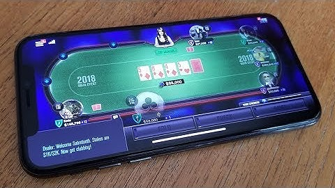 Top 10 Poker Apps for Iphone / Android 2019 - Fliptroniks.com