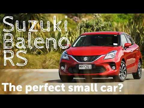2019 Suzuki Baleno RS - The Perfect Small Car? | Review