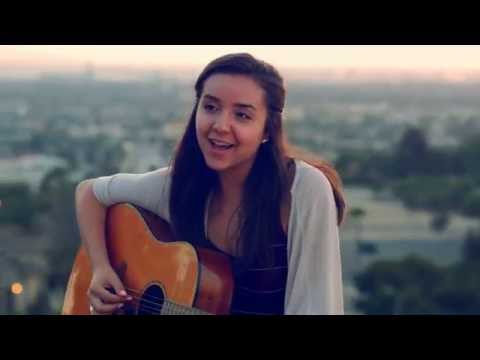 Maddi Jane -  Maybe IDK Acoustic Cover...