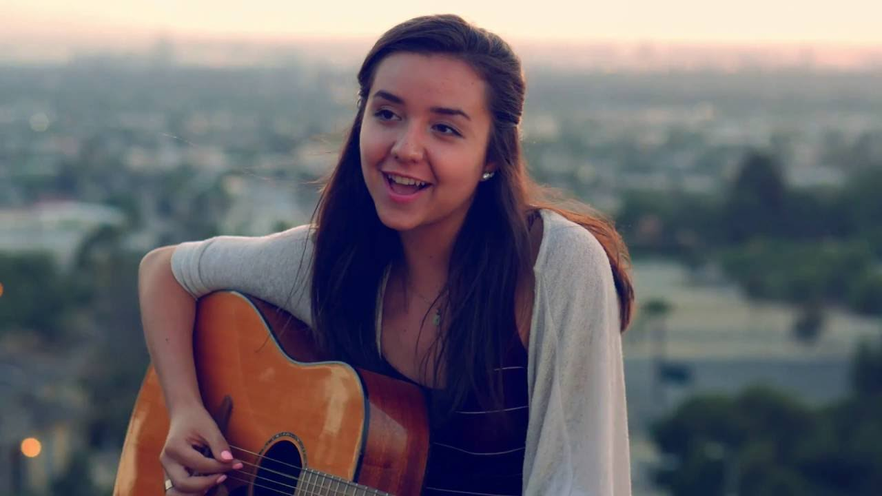 Maddi Jane - Maybe IDK Acoustic Cover (Jon Bellion) - YouTube