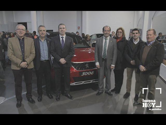 VÍDEO: Estuvimos en la inauguración de las nuevas instalaciones de Hispasur Peugeot