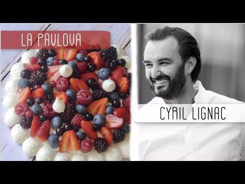 le-dessert-le-plus-frais-de-l'ÉtÉ-(pavlova-de-cyril-lignac)