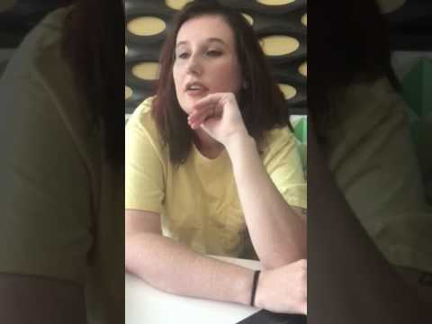 Matthew Burnett interview with Aimee Bowman