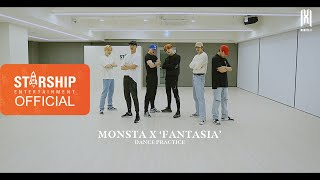 Download Mp3  Dance Practice  Monsta X  몬스타엑스  - Fantasia