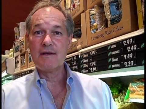 Junkfood vs organic food in New York (24.09.10)