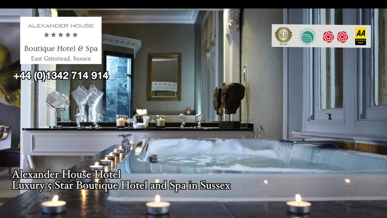Luxury spa weekend breaks uk alexandra house hotel spa for Luxury hotel breaks