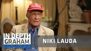 Niki Lauda: My business advice