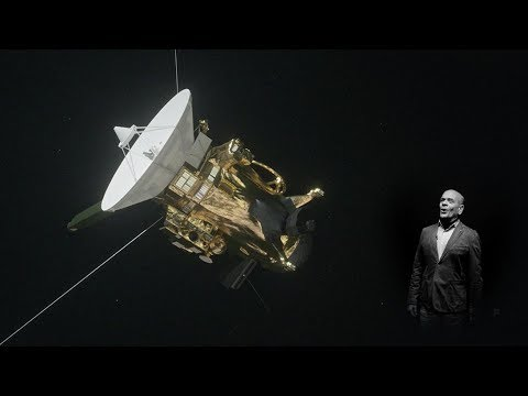 Farewell Cassini - The Planetary Post with Robert Picardo