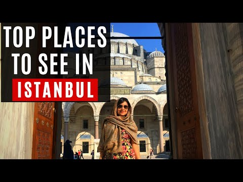Top Places To Visit in Istanbul [Historical Peninsula]