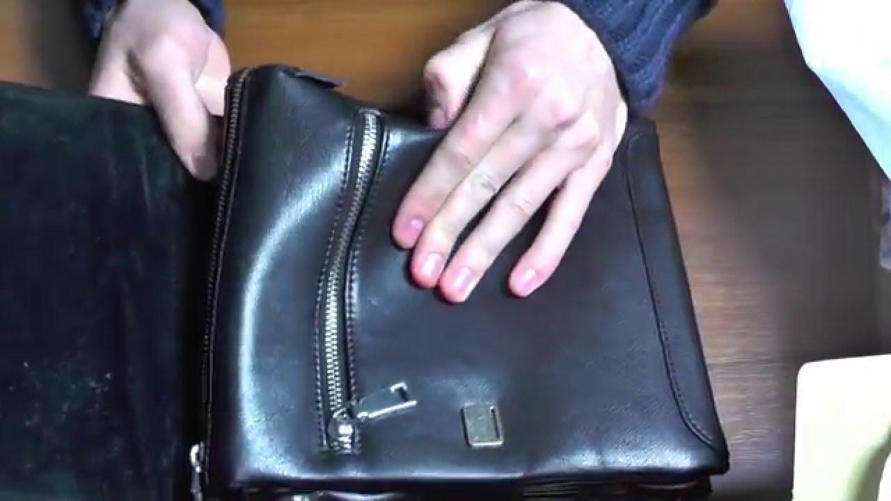 Сумка Giorgio Armani - YouTube