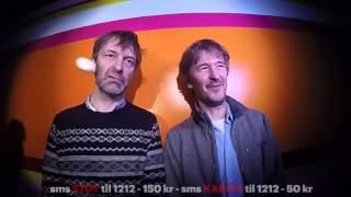 Martin & Lars Brygmann får tyret kogte æg i ægget