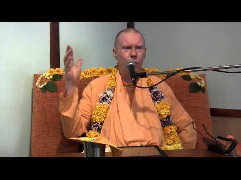 Бхагавад Гита 11.54 - Бхакти Чайтанья Свами