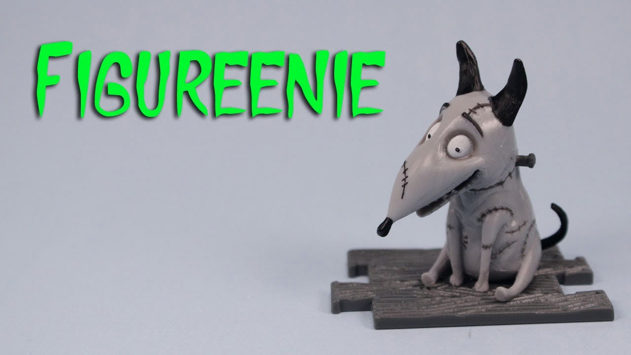Frankenweenie Victor And After Life Sparky Collectable Toy Youtube